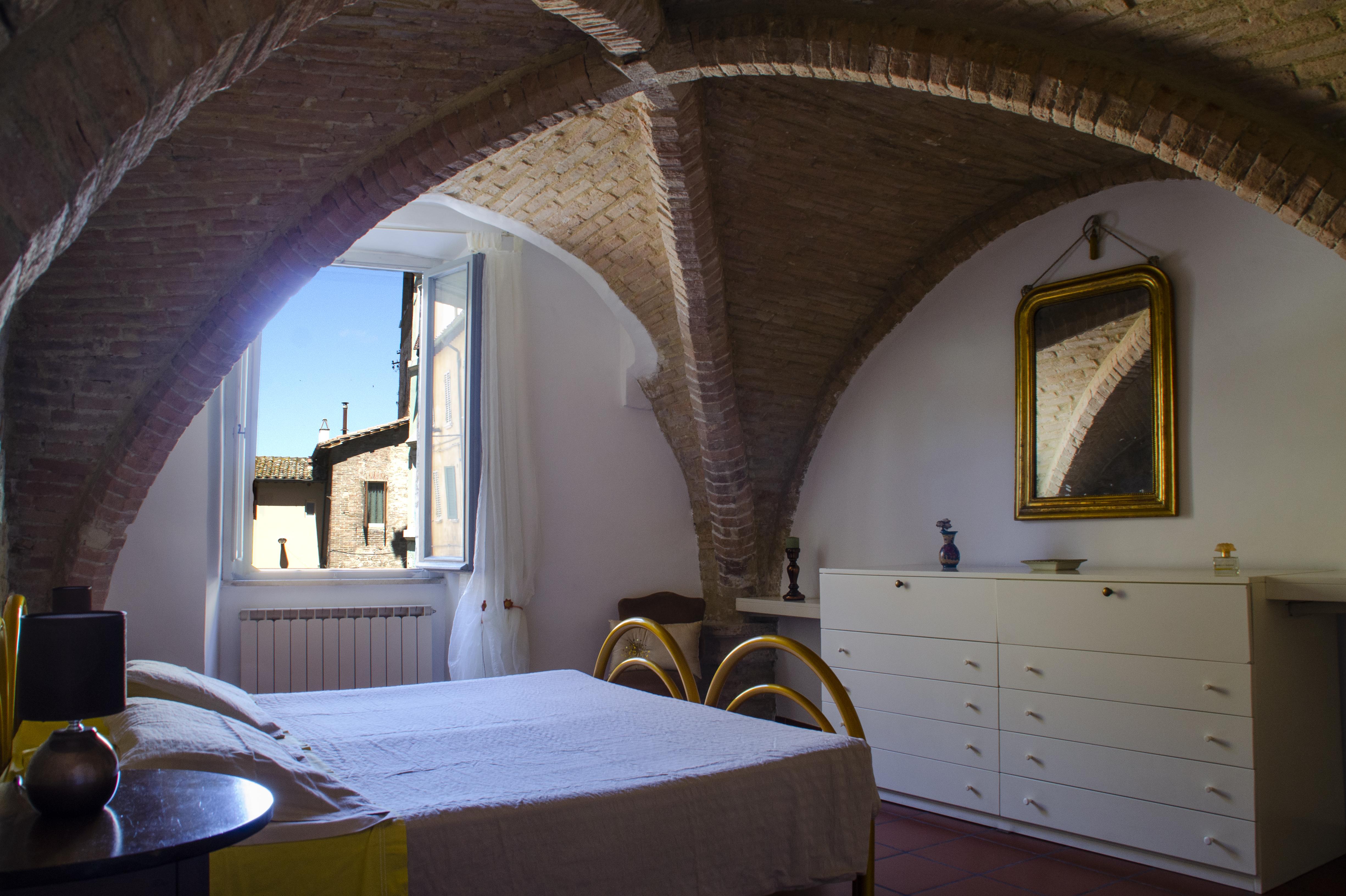 Grifonetto appartamento trilocale a Perugia centro storico